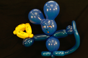 balloon birthday parties buffalo ny